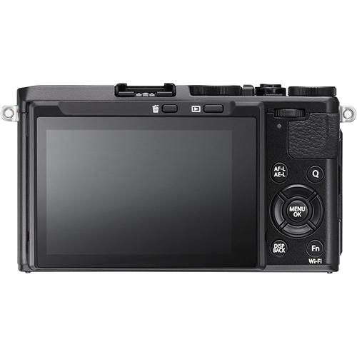 Fujifilm FinePix X70 16MP Full HD Digital Camera - Black + FREE GIFT ...