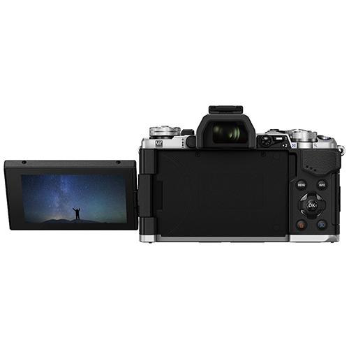 Digital SLR Cameras : Olympus OM-D E-M5 Mark II Mirrorless Digital ...