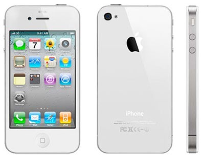 Купить Apple iPhone 4 32Gb White.
