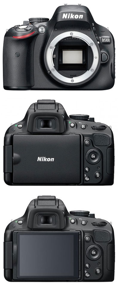 nikon d5100 body. Features of NIKON D5100