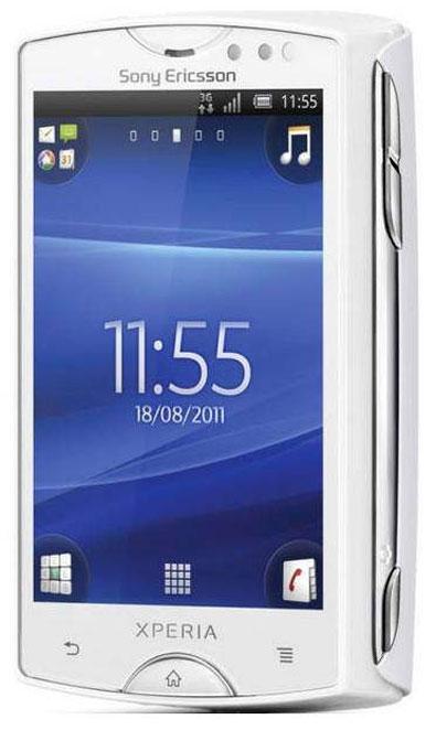 Sony Ericsson Xperia Mini ST15i ST 15i Smart Phone NextG - White    Xperia Mini White