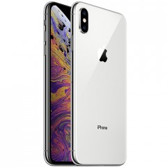 Used as Demo Apple iPhone XS Max 64GB - Silver (Local Warranty, AU STOCK,100% Genuine)