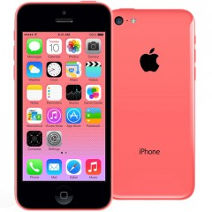 Used as demo Apple iPhone 5C 32GB Phone - Pink