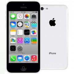 Used as demo Apple iPhone 5C 32GB Phone - White (Excellent Grade)