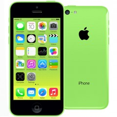 Used as demo Apple iPhone 5C 32GB Phone - Green (Excellent Grade)