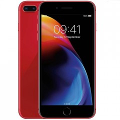Used as demo Apple Iphone 8 Plus 256GB - Red (Excellent Grade)