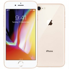 Used as demo Apple Iphone 8 64GB Phone - Gold (Local Warranty, AU STOCK, 100% Genuine)