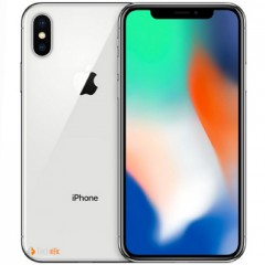 Used as demo Apple Iphone X 256GB - Silver (Excellent Grade)