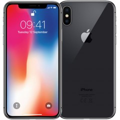 Used as demo Apple Iphone X 64GB - Space Grey (Excellent Grade)
