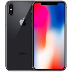 Used as demo Apple Iphone X 256GB - Space Grey (Excellent Grade)
