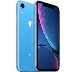 Used as Demo Apple iPhone XR 64GB - Blue (Local Warranty, AU STOCK,100% Genuine)