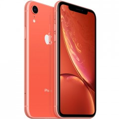 Used as Demo Apple iPhone XR 64GB - Coral (Local Warranty, AU STOCK,100% Genuine)