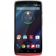 Refurbished Motorola Droid Turbo XT1254 32GB 4G Smartphone Red Kevlar + RE-SEALED RETAIL BOX + 15 DAY MONEY BACK