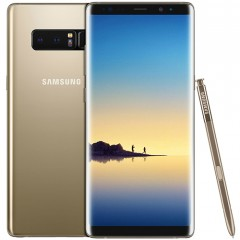 Used as demo Samsung Galaxy Note 8 SM-N950F 64GB - Gold (Local Warranty, AU STOCK, 100% Genuine)