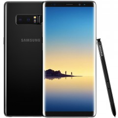 Used as demo Samsung Galaxy Note 8 SM-N950F 64GB - Black (AU STOCK, AU MODEL, AU VERSION)