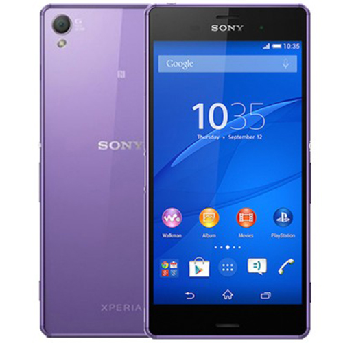 mp3 ringtone sony xperia z3
