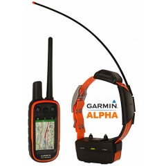Garmin Alpha 100 + TT 10 TT10 GPS Dog Tracking and Train System Combo Unit