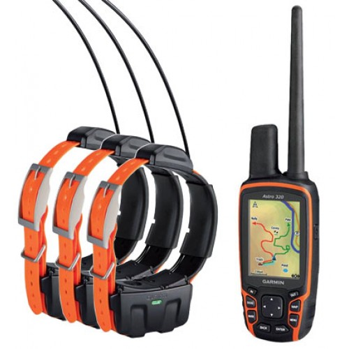 Garmin Tracking System >> Garmin Astro 320 Gps Dog Tracking System Combo Unit With 3x Dc50 Dc