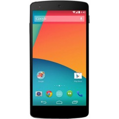 LG Google Nexus 5 Android Smart Phone 32GB D821 - BLACK + NEW SEALED BOX