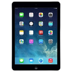 Used as demo Apple iPad Air 32GB WiFi Tablet - Grey (Excellent Grade)