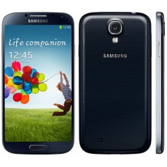 Samsung Galaxy S IV S4 i9505 4G LTE 16GB Phone - Black Mist + 12MTH AU WTY + NEW SEALED BOX