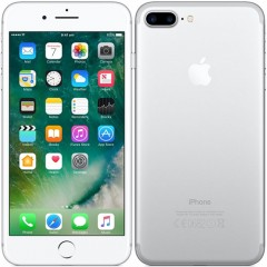 Used as Demo Apple iPhone 7 Plus 32GB - Silver (Local Warranty, AU STOCK, 100% Genuine)