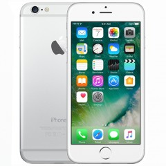 Used as Demo Apple iPhone 6 Plus 128GB Phone - Silver (Excellent Grade)