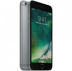 Brand New Apple iPhone 6 Plus 64GB Smartphone - Space Grey + 12MTH APPLE WTY