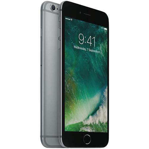 used as demo apple iphone 6 plus 128gb phone space grey. Black Bedroom Furniture Sets. Home Design Ideas
