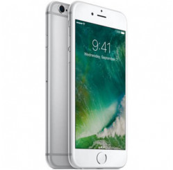 Brand New Apple iPhone 6 Plus 64GB Smartphone - Silver + 12MTH APPLE WTY