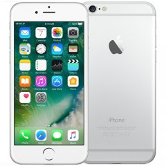 Used as Demo Apple Iphone 6 128GB Phone - Silver (Excellent Grade)