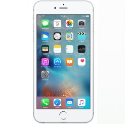 Used as Demo Apple Iphone 6s Plus 64GB 4G LTE Smartphone Silver + 12MTH WTY