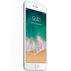 Used as Demo Apple Iphone 6s 64GB Phone - Silver (Excellent Grade)