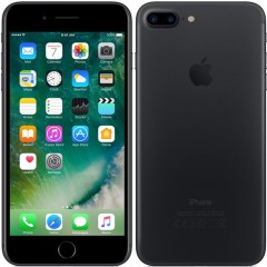 Used as Demo Apple iPhone 7 Plus 32GB - Black (Excellent Grade)