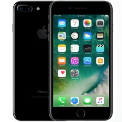 Used as Demo iPhone 7 Plus 128GB 4G LTE Smartphone - Jet Black + AUS STOCK + 12MTH APPLE WTY