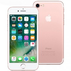 Brand New Apple iPhone 7 128GB 4G LTE Smartphone - Rose Gold + 12MTH APPLE WTY
