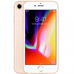 Brand New Apple Iphone 8 64GB Gold - Open Box + 12MTH APPLE WTY