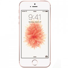 Used as Demo Apple iPhone SE 32GB - Rose Gold (Excellent Grade)