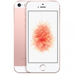 Used as Demo Apple iPhone SE 16GB - Rose Gold (Excellent Grade)