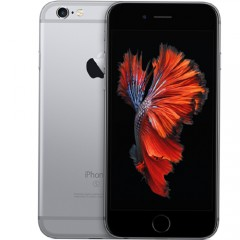Apple Iphone 6s 128GB 4G LTE Smartphone - Space Grey Open Box + 12MTH LOCAL AUS WTY