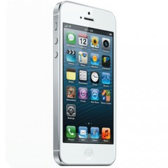Used as Demo Apple iPhone 5 16GB Phone - White