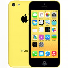 Used as demo Apple iPhone 5C 16GB Phone - Yellow (Excellent Grade)