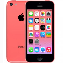 Used as demo Apple iPhone 5C 16GB Phone - Pink (Local Warranty, AU STOCK, 100% Genuine)