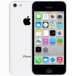 Used as demo Apple iPhone 5C 16GB Phone - White