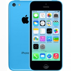 Used as demo Apple iPhone 5C 16GB Phone - Blue (Excellent Grade)