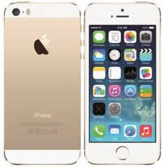 Used as Demo Apple iPhone 5S 64GB Phone - Gold (Excellent Grade)