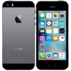 Used as Demo Apple iPhone 5S 64GB Phone - Space Grey (Excellent Grade)