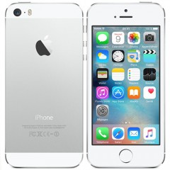 Used as Demo Apple iPhone 5S 64GB Phone - Silver (Excellent Grade)