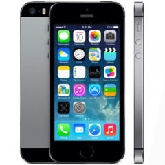 Used as Demo Apple iPhone 5S 32GB Phone - Space Grey (Excellent Grade)