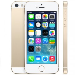 Used as Demo Apple iPhone 5S 32GB Phone - Gold (Excellent Grade)